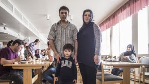 Ahmad Mateen, Maliha ja Zaid Bazwan
