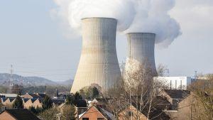 Tihangen ydinvoimala.