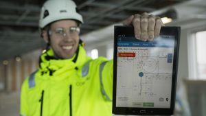 Suomessa rakennusteollisuuden laadunhallinta on Matti Huuskon mielestä maailmanluokkaa.