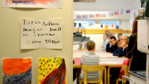 Turvapaikkana museo Aineen taidemuseo.
