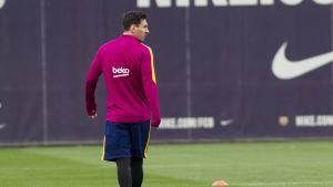Argentiinalaista jalkapalloilijaa Lionel Messiä on syytetty veronkierrosta aiemminkin.