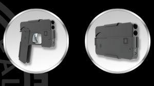 Ideal Concealin matkapuhelimelta näyttävä ase