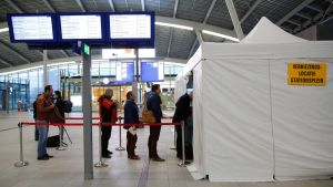 Hollantilaiset kävivät uurnilla äänestämässä EU:n ja Ukrainan välisestä assosiaatiosopimuksesta.