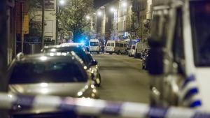 Belgian poliisi suoritti perjantai-iltana suuren poliisioperaation Brysselissä.