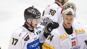 Mika Pyörälä ja Sami Aittokallio