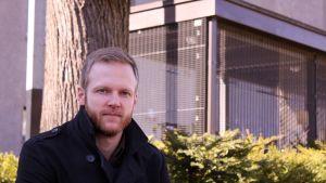 Kotkan kaupungin talousjohtaja Pietu Mänttäri