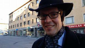 Jaakko Selin, kaupunginvaltuutettu ja kaupunginhallituksen varapuheenjohtaja (kok.)