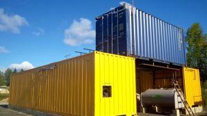 BioMpower valmistaa jäterasvasta biopolttoainetta lämmitysöljyksi ja liikennepolttoaineeksi.