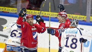 Arttu Luttinen, HIFK #39 tekee 1-0