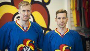 Marko Anttila ja Masi Märjamäki, Jokerit