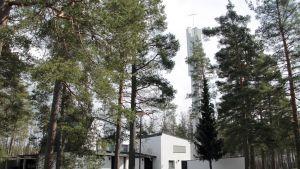 Kolmen ristin kirkko Imatralla