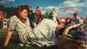1990-luvun muotia Joensuussa.