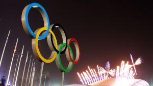Olympiarenkaat Sotshin olympiakisoissa