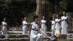 Olympia soihtu seremonia