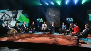 Yle-keskustelu 21. huhtikuuta 2016.