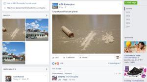 ABC Pudasjärvestä tehtiin tekaistu Facebook-profiili.