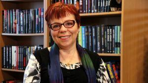 SDP:n kansanedustaja Merja Mäkisalo-Ropponen.