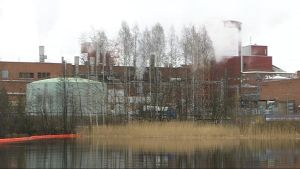 Stora Enson tehdas Heinolassa