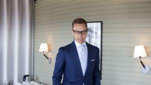 Alexander Stubb avasi puheenjohtajakampanjansa 2. toukokuuta.