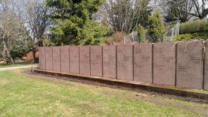 Töhrijöiden jäljet saatiin puhdistettua Kalevankankaan hautausmaalla