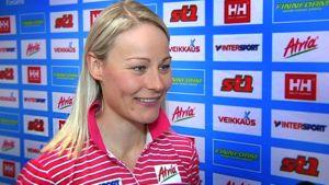 Anne Kyllönen Vierumäki hiihtäjä