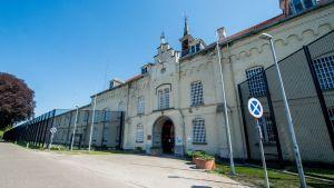 Merksplasin vankila Pohjois-Belgiassa.