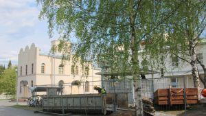 Ortodoksisen seminaari remontissa Joensuussa