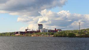 Stora Enson Enocellin tehdas Uimaharjussa Joensuussa.