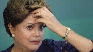 Presidentti Dilma Roussef