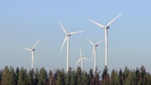 Tuulivoimaloita Tervolassa
