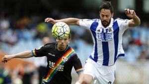 Rayo Vallecano (vas.) vs Real Sociedad.