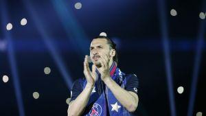 Zlatan jätti PSGn