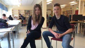 Emma Tutt ja Marten Christ