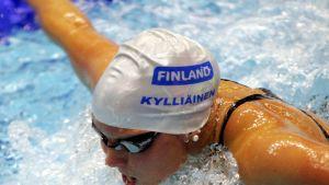 Tanja Kylliäinen ui.