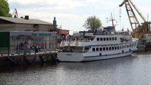M/S Carelia Viipuri satama risteilyt Saimaan kanava