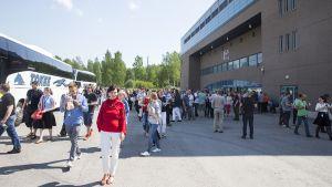 Microsoft irtisanoo 1350 henkeä Suomesta.