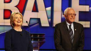 Iloiset Hillary ja Bernie