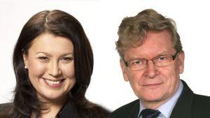 Johanna Ikäheimo ja Simo Rundgren