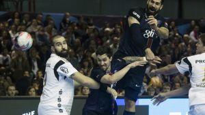PSG:n Nikola Karabatic.