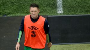 Robbie Keane.