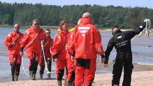 vapaaehtoinen pelastuspalvelu