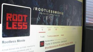 Rootless-elokuvan Twitter-sivut