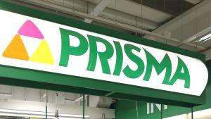 Prisman logo.