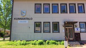 Suomenniemen kunnantalo