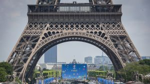 Eiffel-torni.