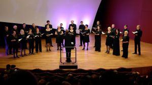 Turkulainen kamarikuoro Key Ensemble