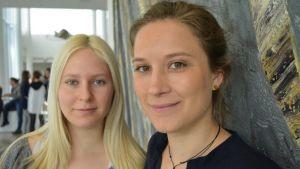 Nesyah Eshed ja Lena Kraus