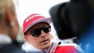 Kim Räikkönen 9.6. 2016