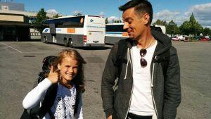 Saara ja Kari-Matti Haapala
