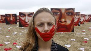 Raiskausten vastainen kampanja